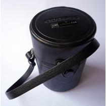 Bolsa Porta Lentes Antiga Máquina Fotográfica