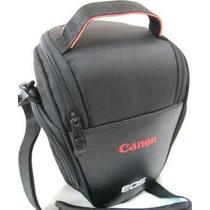 Bolsa Case Gota Câmera Canon Dslr/7d/60d/t1i/t2i/t3i/t4i/t5i