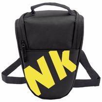 Bolsa Case Nikon D40, D40x, D50, D60, D70, D70s, D80, D90,