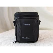 Bolsa Case Canon Para Camera Fotografica Semi Profissional.