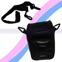 Bolsa Câmera Fuji Fujifilm Finepix S2980 S3300 S4000 S4500