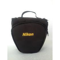 Bolsa Case Bag Nikon D90 D3100 D3200 D5200 D600
