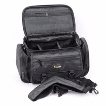Bolsa Case Grande P/ Câmera Dslr Nikon Canon Pentax Sony