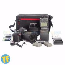 Bolsa Para Câmera Fotográfica Profissional E Semi - Promocao