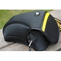 Capa Case Neoprene Nikon D 90 7000 7100 5300 5200 3200 3100!