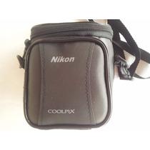 Bolsa Case Câmera Nikon P520 P510 P500 L820 L810 L310 L120