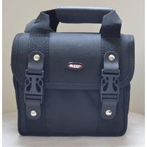 Bolsa West Arm Case Estojo Bag P/ Máquina Fotográfica Dslr
