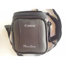 Bolsa Case Canon Câmera Digital Semi Profissional