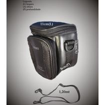 Bolsa Case Filmadora Sony Handycam Com Melhor Preço