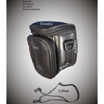 Bolsa Case Para Filmadora Handycam Sony Hdr-xr150