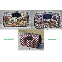 Bolsa / Sacola Para Transporte De Cães E Gatos - 3 Modelos