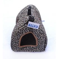 Casinha/bolsa De Oncinha!! Para Cães/gatos Nº2 - Promoção!!!