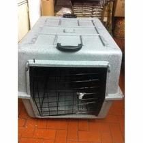 Caixa De Transporte Para Cães Grande Com Nota Fiscal
