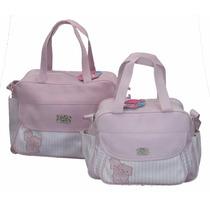Bolsa Mala Saída Maternidade Kit Bebê Promoção Mv 1314p