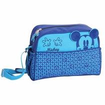 Baby Bag C/ Trocador Média Mickey Disney Baby - Baby Go