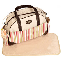 Bolsa Mala Maternidade Térmica Para Bebê C/ Trocador Colibri