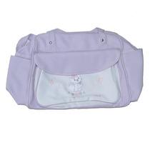 Bolsa Maternidade Bebê Côr Rosa Menina Mby001001 (117)