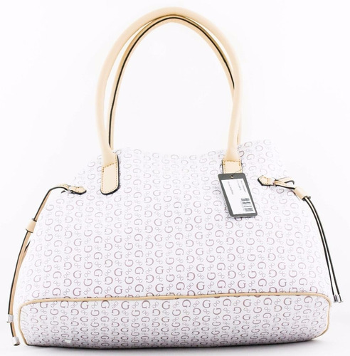 Bolsa Feminina Branca : Bolsas femininas guess branca rosa claro r no