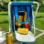Bolsa Banqueta Com Compartimento Térmico Para Cerveja E Refr