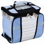 Bolsa Térmica Ice Cooler Mor - Capacidade 7,5 Litros Azul