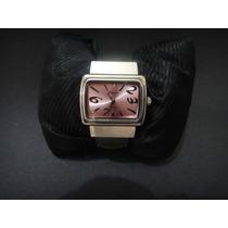 Relógio Retangular Tipo Bracelete Diversas Cores