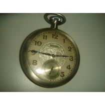 Relógio Bolso Elgin Raro ( Ano 1928 )