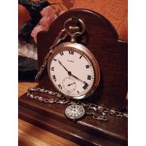 Raríssimo Relógio Cyma Renaissance Porcelain - Swiss/1920