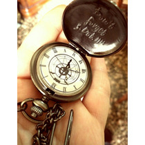 Relógio Fullmetal Alchmest Tamanho Real
