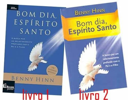 Bom Dia, Espírito Santo, Benny Hinn - eBook - Bertrand