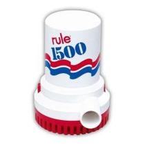 Bomba De Porão 1500 Gph Rule