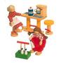 Miniaturas - Casa De Bonecas - Acessórios P/ Café Da Manhã
