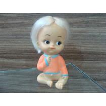 Lote 4 Bonecas Antigas De Vinil Coleção Rara