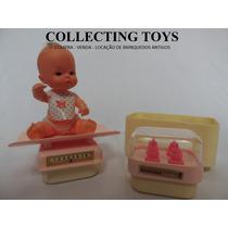 Boneca Chuquinhas - No Pediatra - Estrela - Anos 80