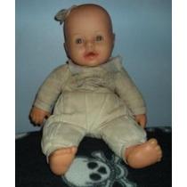 Boneca Bebê Antiga Da Multibrink Rara (a3)