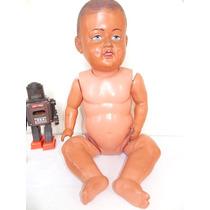 Antigo Boneco Gigante De Celuloide Anos 20!!! Estrela Boneca
