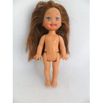 Boneca Kelly Morena Irmã Da Barbie Mattel1994 Coleção