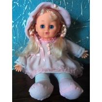 Boneca Rosa Imp.com Chapeuzinho (c1)