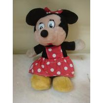 #4834# Brinquedo Minie Pelucia Década 60!!!