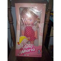 Boneca Ana Maria Estrela Na Caixa