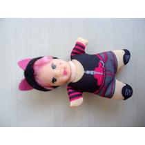 Boneca Fofolete Estrela Dark Fashion! ! !