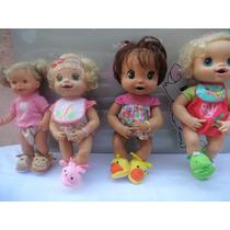 Kit Pantufa Baby Alive Adora Doll- 2 Pares De Pantufa