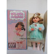 Boneca Bolinha De Sabão - Estrela - Anos 80 - Nova - Sem Uso