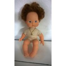 Boneca Antiga Da Estrela - Bebe Morangão