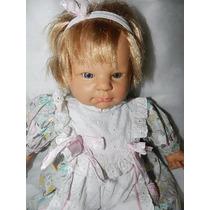 Boneca Bebê Realista Cravo E Canela 55cm Parece Reborn