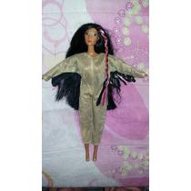 Boneca Barbie Pocahontas - Mattel - Disney