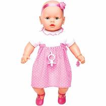 Boneca Meu Bebê Estrela