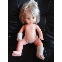 Boneca Gessinho Da Estrela - Brinquedo Antigo Bebezão - B7