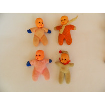 Estrela Trol Lote 4 Bonecas Fofolete Anos 70