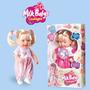 Boneca Milk Babys Canta 3 Cantigas - Milk Brinquedos