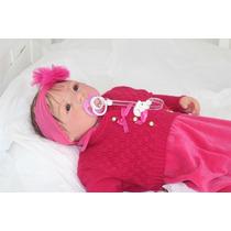 Boneca Bebe Reborn ( Pronta Entrega) Menina - Promocao